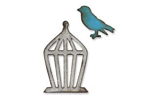 cage et oiseau TH