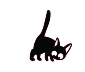 Jiji 2(Kiki's cat)