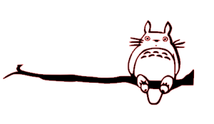 Totoro sur branche